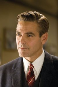 George Clooney Attorney Hair Style