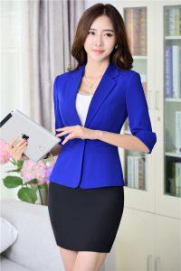 woman-blue-black-suit