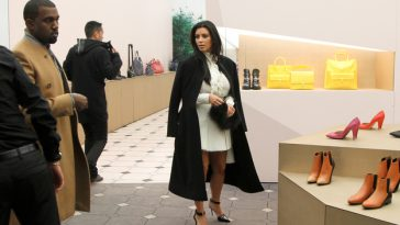 Kim Kardashian Maternity Laws