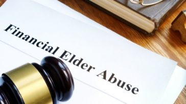 financial elder abuse