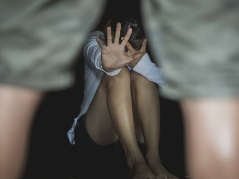 rape concept